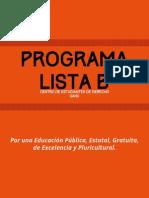 Program Ace Du Ah c 2014