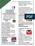Chingford Hall Information 29th November 2013