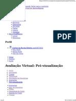 AV-1 Sistema Informacao