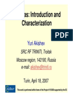 1 Akishev Plasma Introduction