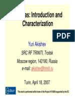 1 Akishev Plasma Introduction