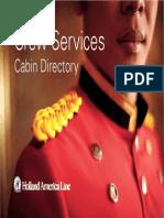 crew service directory