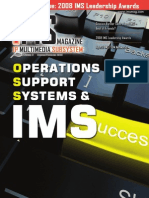 IMS Magazine, Vol. 3, number 5, October-November 2008