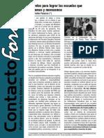 Contacto Foro - Julio 2012