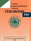 Fatwa MUI tentang Terorisme