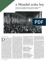 Alemania Indemnizaciones I Guerra