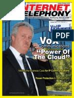 Internet Telephony Magazine, Vol. 11, issue 10, October 2008