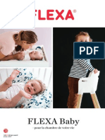 flexa baby brochure fr