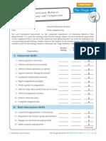 repro 5-9 f classroom behavior summary and comparison