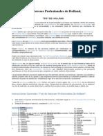 Los intereses Profesionales  de Holland.docWEB (1).doc