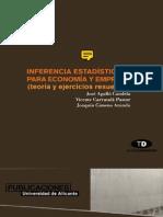 Inferencia Estadistica Para Economia y Empresa