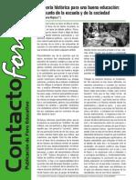 Contacto Foro - Marzo 2012