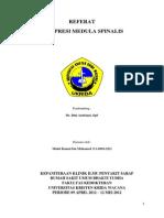 Kompresi Medula Spinalis