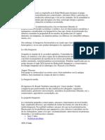 Caracteristicas de La Burguesia