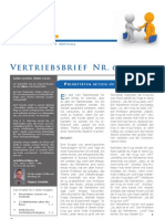 dipeo Vertriebsbrief August 2009