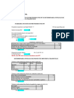 Instalatii electrice Calcul Paratrasnet conform I20/2000