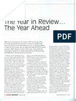 ''The Year in Review'', Internet Telephony Magazine, 2006