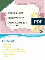 web educativa.pptx