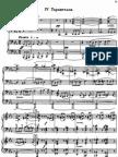 rachmaninov suite 2 Tarantella