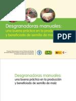 Guia Desgranadoras Honduras