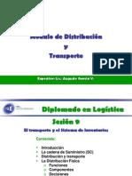 El Transporte y La DFI