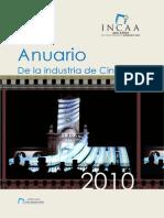 Anuario INCAA de La Industria Cinematografica 2010