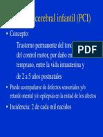 Tema 8 Paralisis Cerebral y Deficiencia Mental