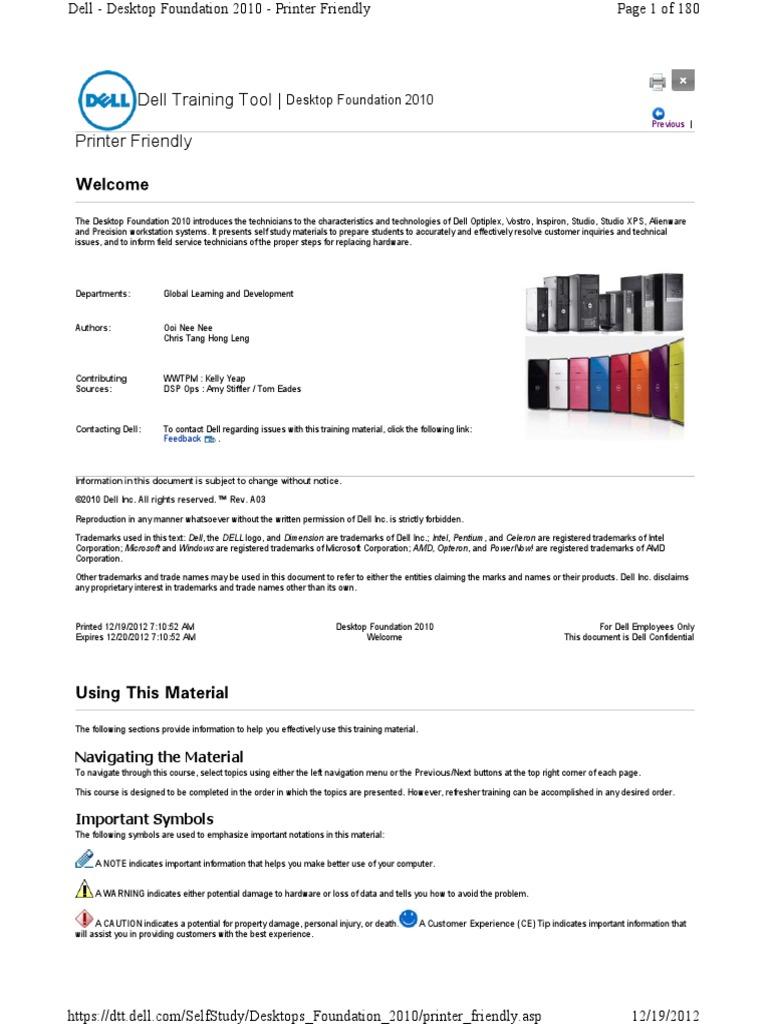 Dell Optiplex 760 Driver Scape ••▷ SFB