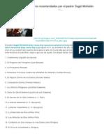 50 libros recomendados por el pastor Sugel Michelén___..