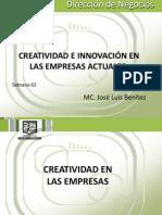 Creatividad e Innovacion Empresarial