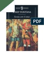 26774233 Europa Ante El Espejo Josep Fontana