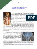 Tâlcuirea Sfinţilor Părinţi şi Scriitori Bisericeşti la minunea vindecării regelui Iezechia