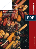 El Origen y La Diversidad Del Maiz
