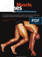 Muscle, Genes and Athletic Performance