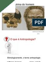 Antropologia Minha Autoria 2013