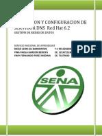 Servidor DNS-rhel 6.2