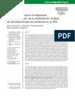 Las Neurociencias en El Diagnostico y en La Evaluacion de La Rehabilitacion Integral