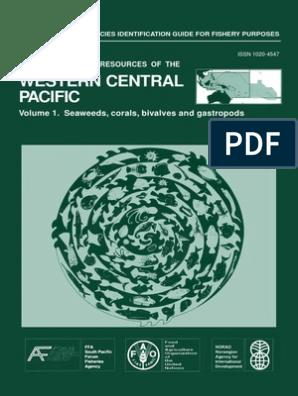 FAO LivingMarine 1998 Vol1   Pacific Ocean   Biogeography