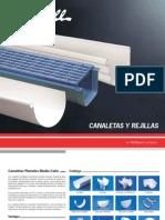Canaletas Pluviales de Techo_Clasicos y Canoas