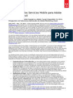 Adobe Mobile Services SP_Aprobado