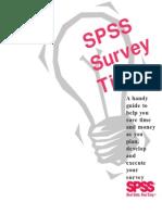 Survey Tips