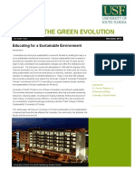 Sustainability White Paper - Green Team