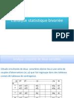 Statistique bivariée copy