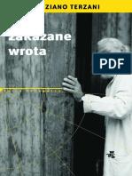 Tiziano Terzani - Zakazane Wrota