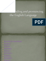 Understanding and pronuncing the English Language.pptx