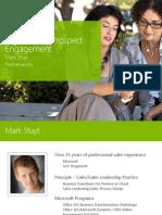 Microsoft SMB High Impact Prospect Engagement