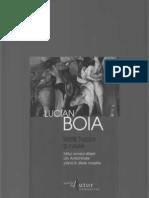 Lucian Boia,Între înger și fiară.Mitul omului diferit din antichitate până în zilele noastre