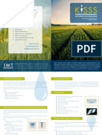 Subsurface Textile Irrigation
