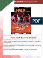 Hair - Teatro Arteria Coliseum