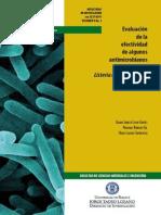 Evaluacion de La Efectividad de Algunos Antimicrobianos